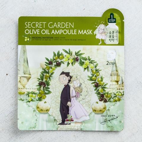 SALLY'S BOX Secret Garden Olive Oil Ampoule Mask Save  Preview   More Duplicate