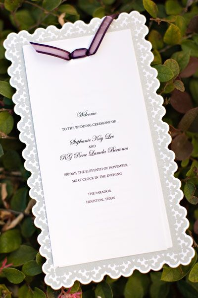 One Month Wedding Checklist | Wedding Planning, Ideas & Etiquette | Bridal Guide Magazine