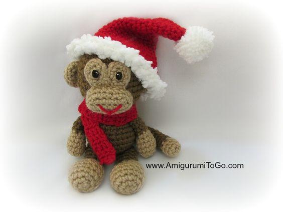 Amigurumi Big Monkey : Pinterest The world s catalog of ideas