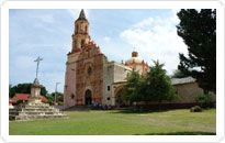 Jalpan de Serra Pueblo Magico  Querétaro