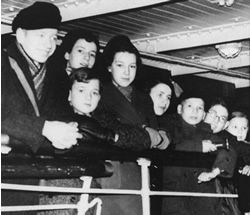 Great Britain & the Holocaust: The Kindertransport