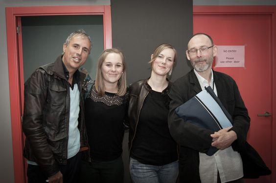 Algunos de los integrantes del Dpto. de Francés