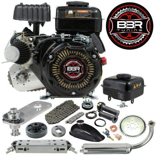 Bbr Tuning Complete 79cc The Beast Pull Start 4 Stroke Bicycle