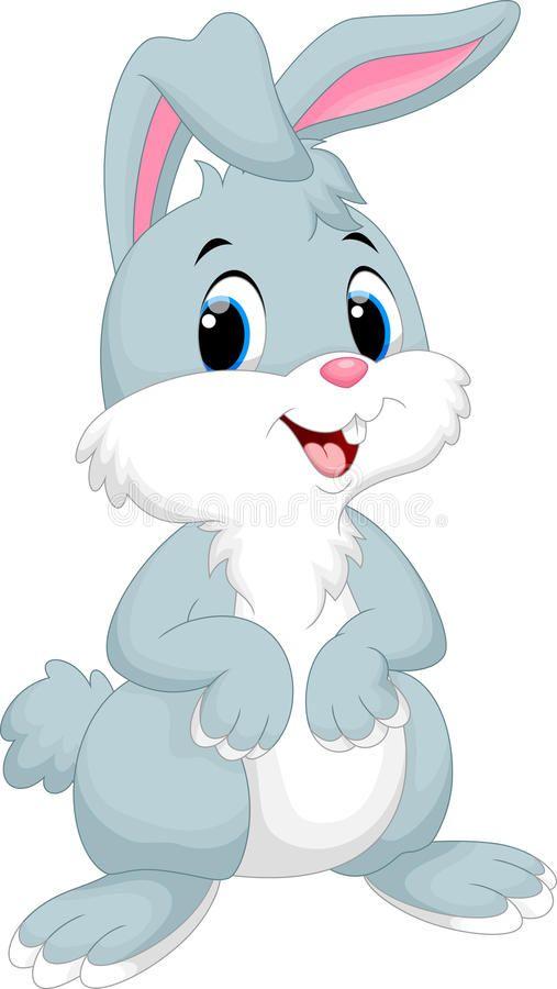 Pin By Komattsu On Animales Cute Bunny Cartoon Rabbit Cartoon Rabbit Illustration