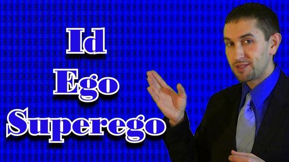 Sigmund Freud: Id, Ego...