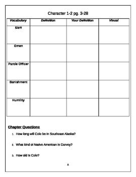 touching spirit bear chapter questions Log in with facebook touching spirit bear questions and answers the question and answer sections of our study guides are a great resource to ask questions, find answers, and discuss literature.