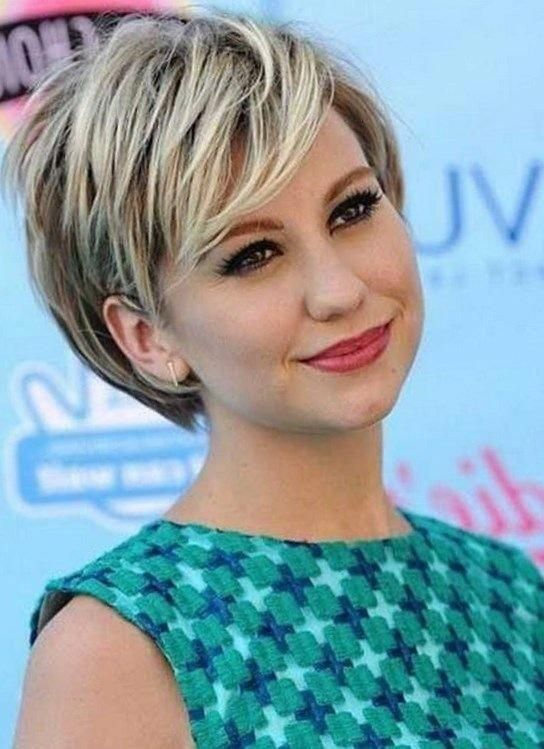 Best Short Hairstyles For Round Faces 2019 Faces Hairstyles Roun Short Hair Styles For Round Faces Bob Hairstyles For Round Face Hairstyles For Round Faces