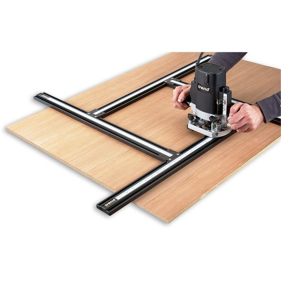 Trend Varijig Adjustable Frame System Specialist Routing