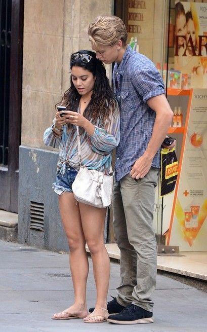 Vanessa Hudgens Casual Outfits 2012 V Pinterest