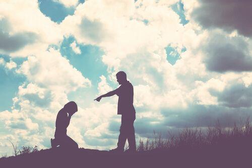 Muitas vezes o amor não termina, mas a paciência acaba