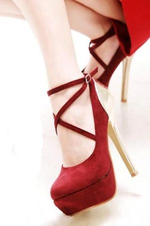 Brilliant Casual High Heels