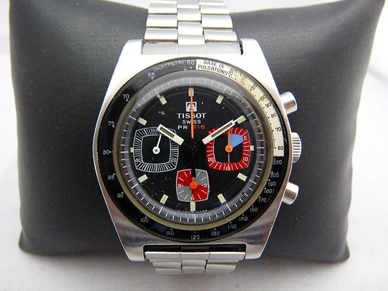 [Erledigt] Tissot PR 516 Vintage Chronograph,Lemania 873,70er Jahre, Das Original - UhrForum