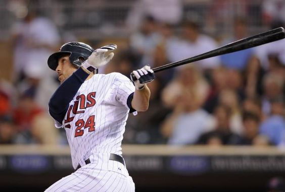 Patience pays off.  Trevor Plouffe's finally starting to look like a Major Leaguer.
