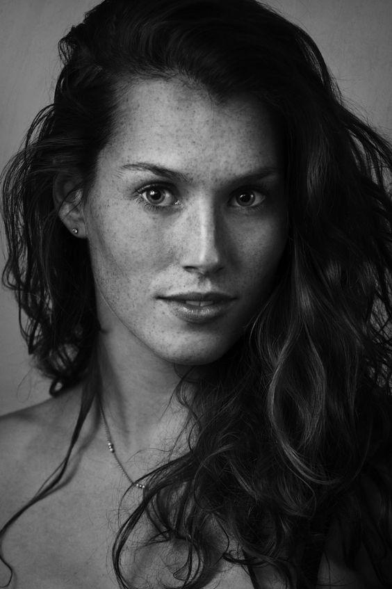 Фотография Portrait B&W автор Ernst de Groot на 500px