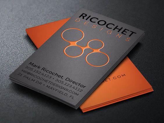 Creative Designer Business Card Creative, Business cards and UX - name card format