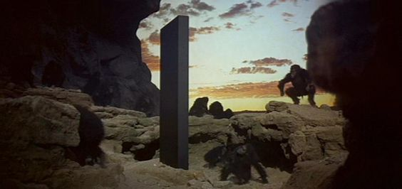 stanley kubrick movie 2001 a space odyssey the black monolith in aleister crowley s work the vision and the vo space odyssey 2001 a space odyssey monolith stanley kubrick movie 2001 a space