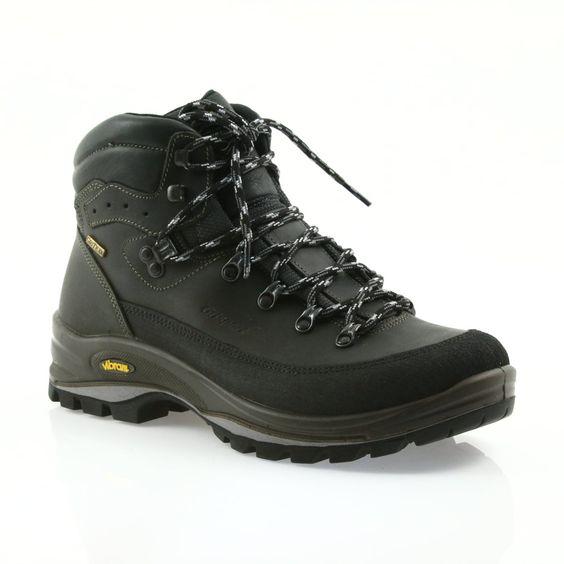 Grisport Black Trekking Shoes Trekking Shoes Shoes Black Shoes
