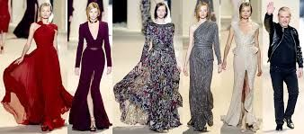 Resultado de imagen para Elie Saab Fall 2011. Paris Fashion Week