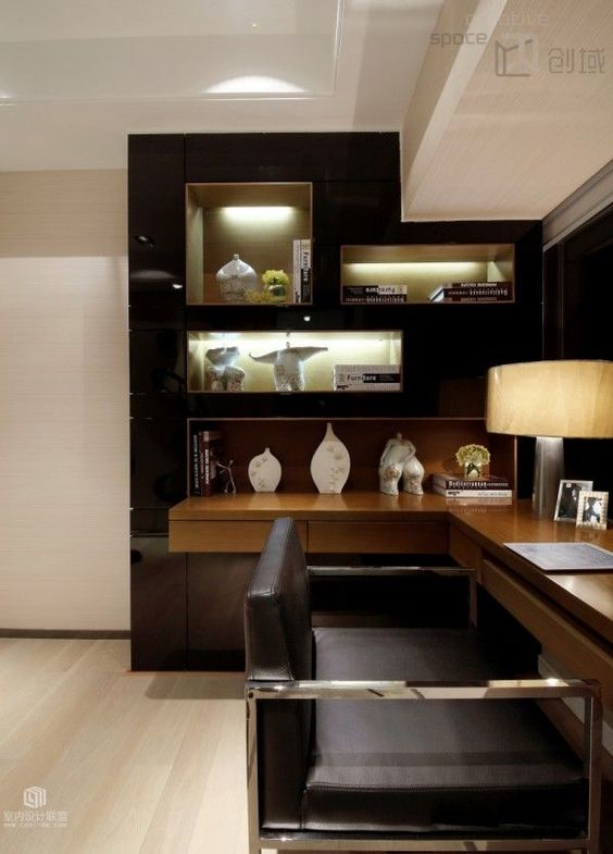 contemporary home offices