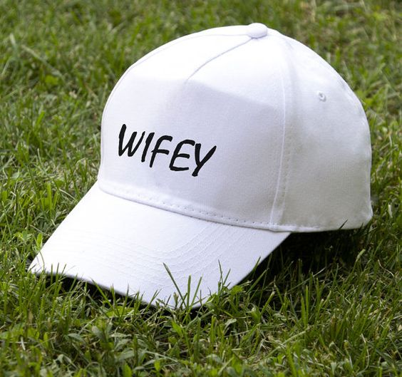 Wifey Cap Hat Awesome Baseball Lady Girl Women Gift For Her From Him PC012