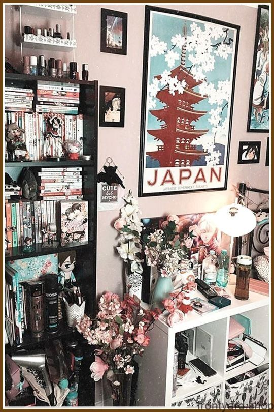 Anime Bedroom Ideas In 2020 20 Cool Ideas Decorations Informations About Anime Bedroom Ideas In 2020 2 In 2021 Anime Bedroom Ideas Cute Room Ideas Kawaii Room