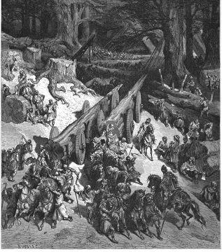 UnCatolico-Biblia-091- Cedros del Líbano son cortados para el Templo de Jerusalén