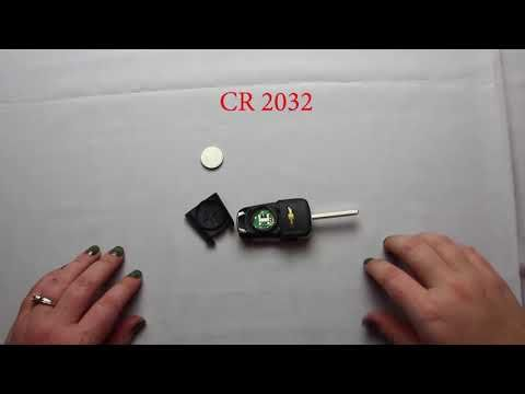 How To Replace The Battery In A Chevrolet Camaro Key Fob Br Key