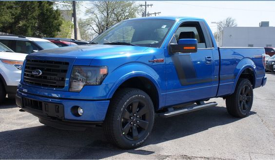 for sale 2014 ford f150 tremor blue flame laird noller ford topeka ks please call dalton. Black Bedroom Furniture Sets. Home Design Ideas