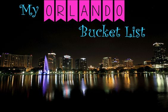More than Disney- My Orlando Bucket List - Pixie Dust Savings