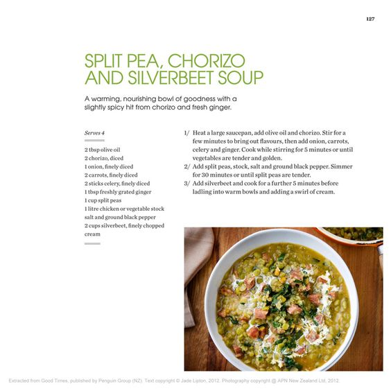 soup with ham split pea soup split pea soup the perfect pantry split ...