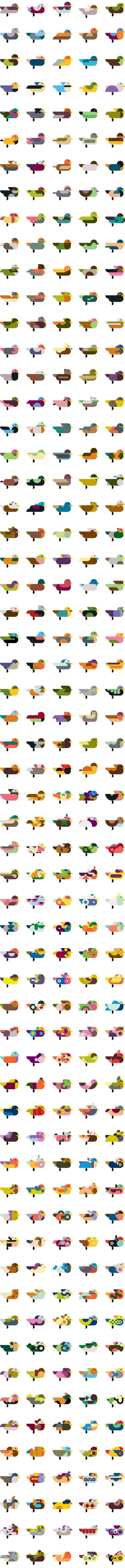 Muchos patos!!!!: