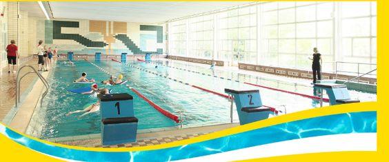 1988 wurde diese Schwimmhalle unmittelbar neben dem Freibad eröffnet und später 1994 gemeinsam zum Kombibad umfunktioniert. Dem Besucher stehen ein 25 m – Schwimmbecken (250 m²), ein Nichtschwimmerbecken (100 m²) und ein Planschbecken (16 m²) zur Verfügung.  Ausstattung: 25 m Schwimmbecken Nichtschwimmerbecken Schwimmlehrgänge Freizeitkurse Mobiler Beckenlift