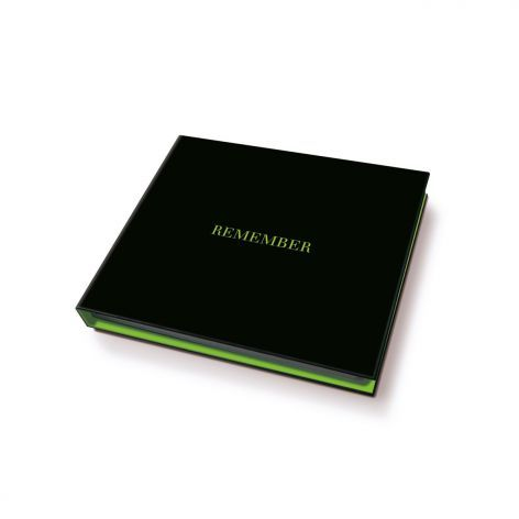 Remember Notizbuch Memolino, Black #Remember #DasNotizbuch #Notizbuch #Notebook #TopMarke www.dasnotizbuch.de