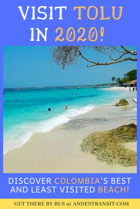 Tolu: Peace and Beach (Pinterest)