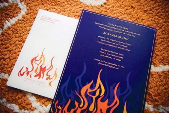 lohri invitation cards pictures