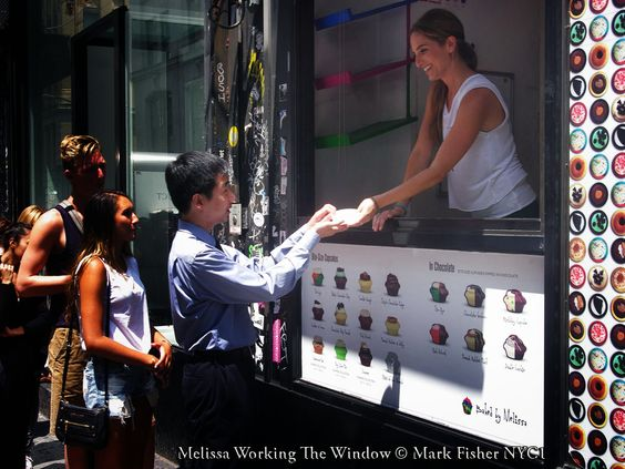 Mark Fisher American Photographer™: Melissa Working The Window • American Photographer...
