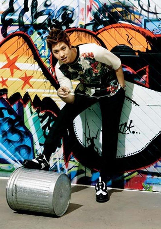 Seung Ho - Grazia Magazine March Issue '14