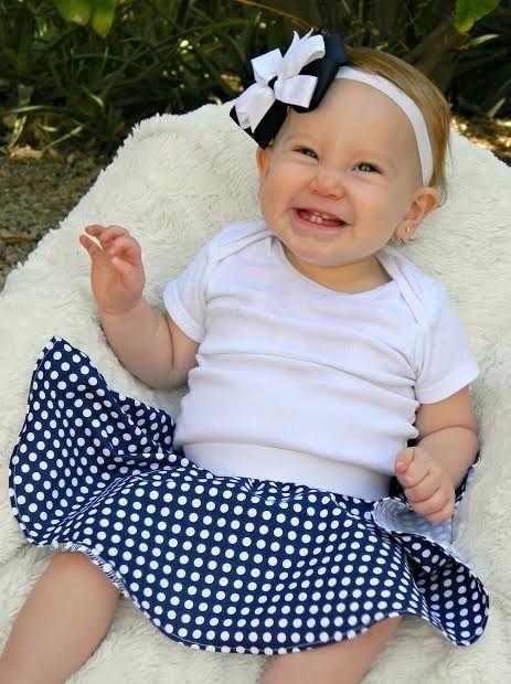 Baby Girl Circle Поли само $ 4.99 + много други големи сделки за деца и майки на Jane.com!
