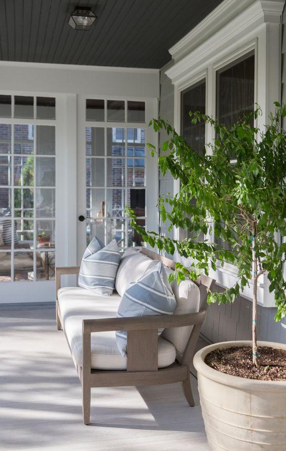 Haddonfield Project: Exterior + Sitting Room + Office — STUDIO MCGEE