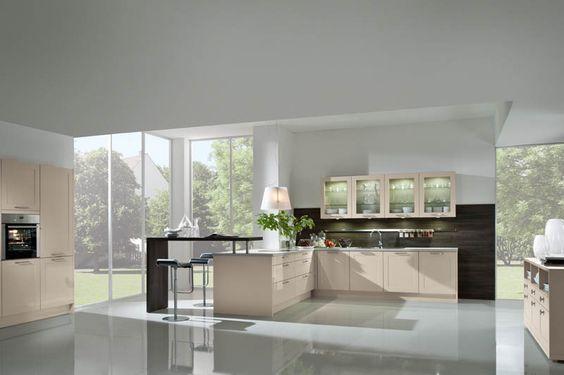 Einbauküche Diamant Grifflos Weiß Schwarz Hochglanz Lack - häcker küchen ausstellung