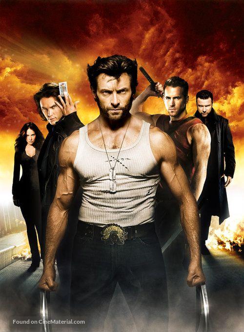 X Men Origins Wolverine Key Art Wolverine Poster Wolverine Movie X Men
