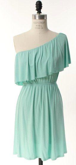 Adabelle's - cute mint dress!