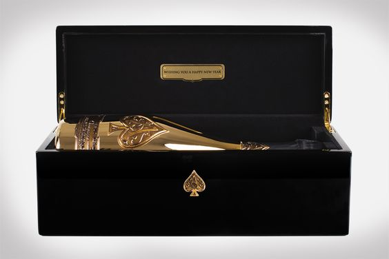 Jay Z's Armand de Brignac Champagne: A Personalized Holiday Gift - Joe's Daily