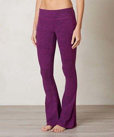 Another great find on #zulily! Violet Billow Juniper Pants #zulilyfinds