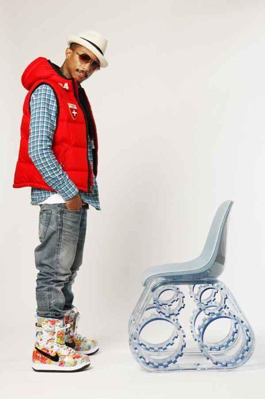 Pharrell Williams, 2010 Courtesy: Galerie Perrotin, Hong Kong & Paris