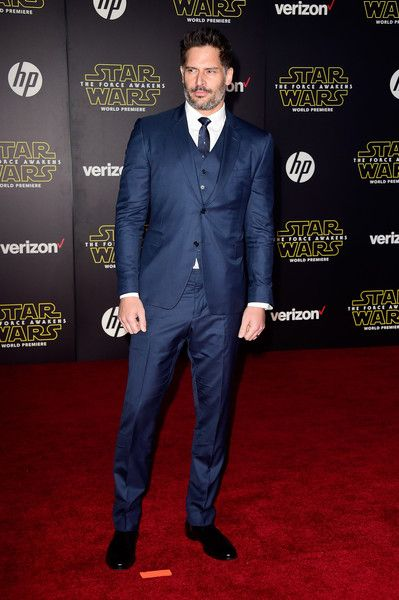 Joe Manganiello Photos - Premiere 'Star Wars: The Force Awakens' - Arrivals - Zimbio
