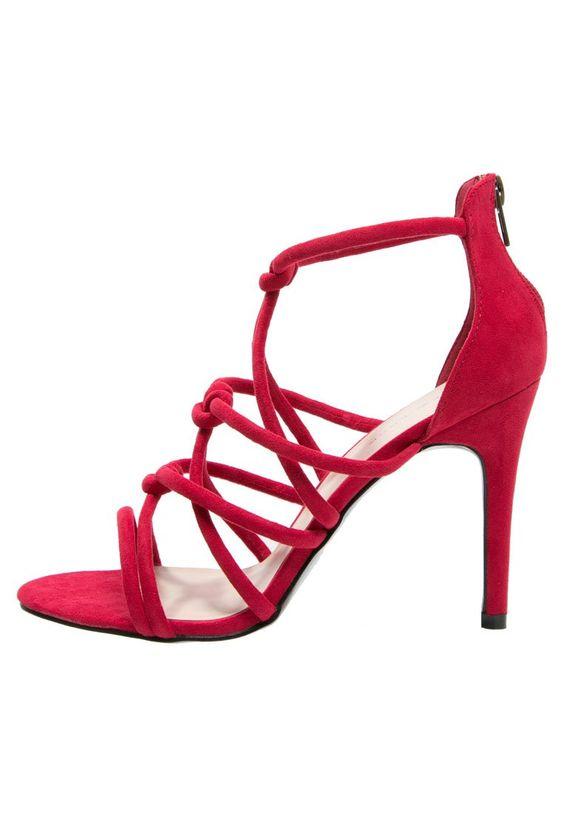 New Look SLIP Sandały red