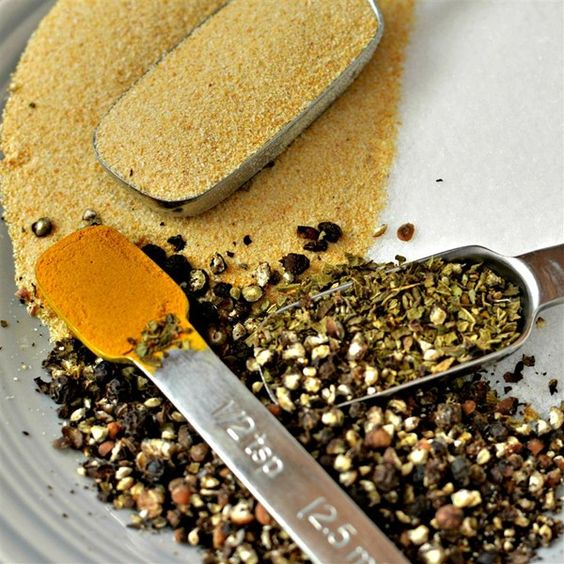 Homemade adobo all purpose seasoning quot great seasoning for just about
