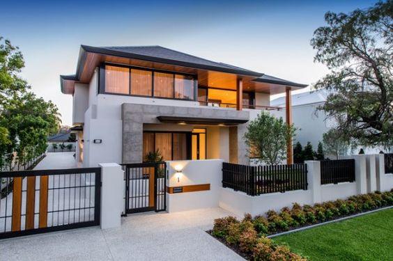 desain rumah arsitek