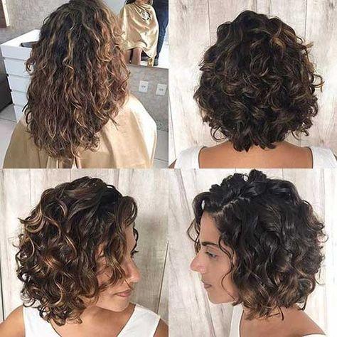 9 Kurze Lockige Frisur Lockige Frisuren Kurze Lockige Frisuren Haarschnitt Fur Lockige Haare